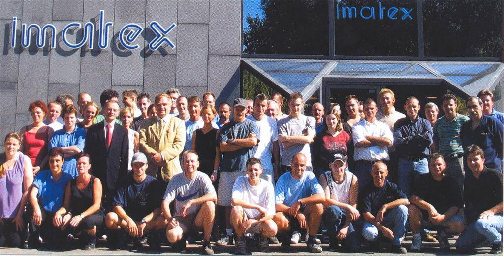 Imatex: the workforce in 2001