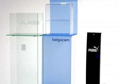 Complete displays are produced with the greatest care